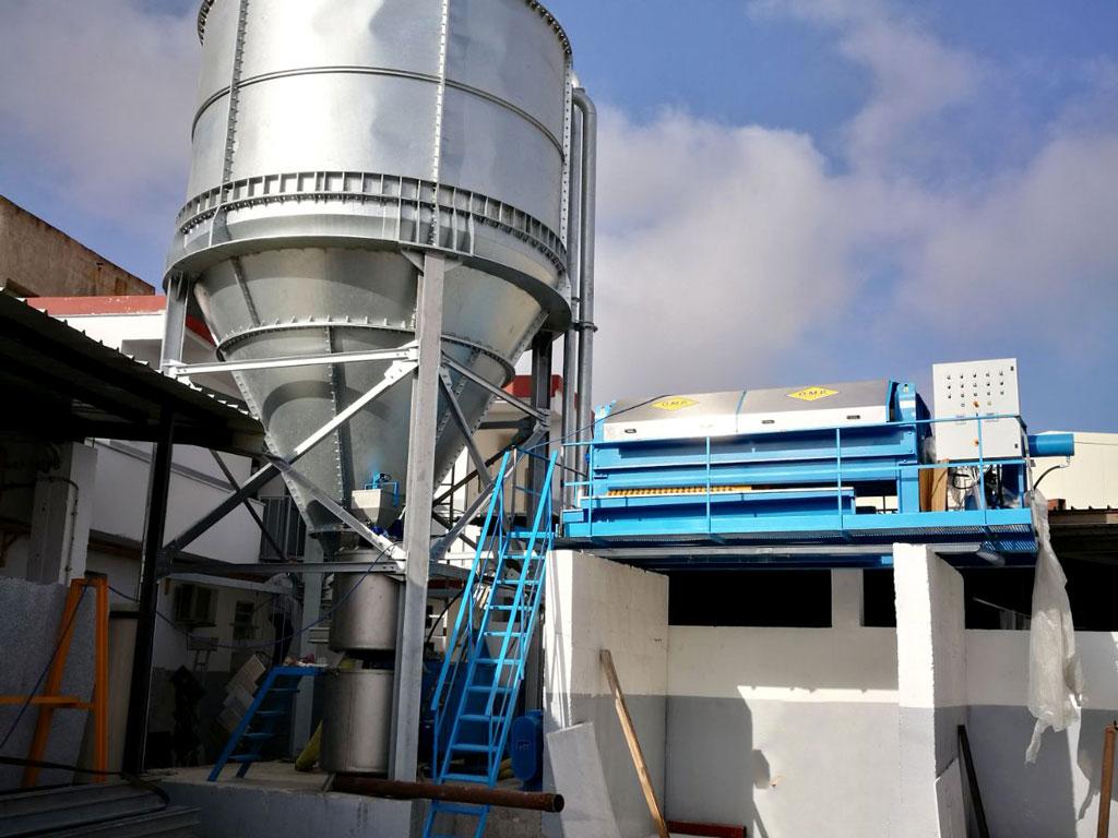 Ayadi (Algeria) – Impianto trattamento acque