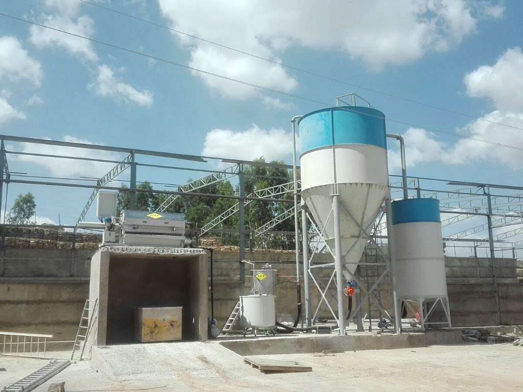 Etiopia – Water depuration plant