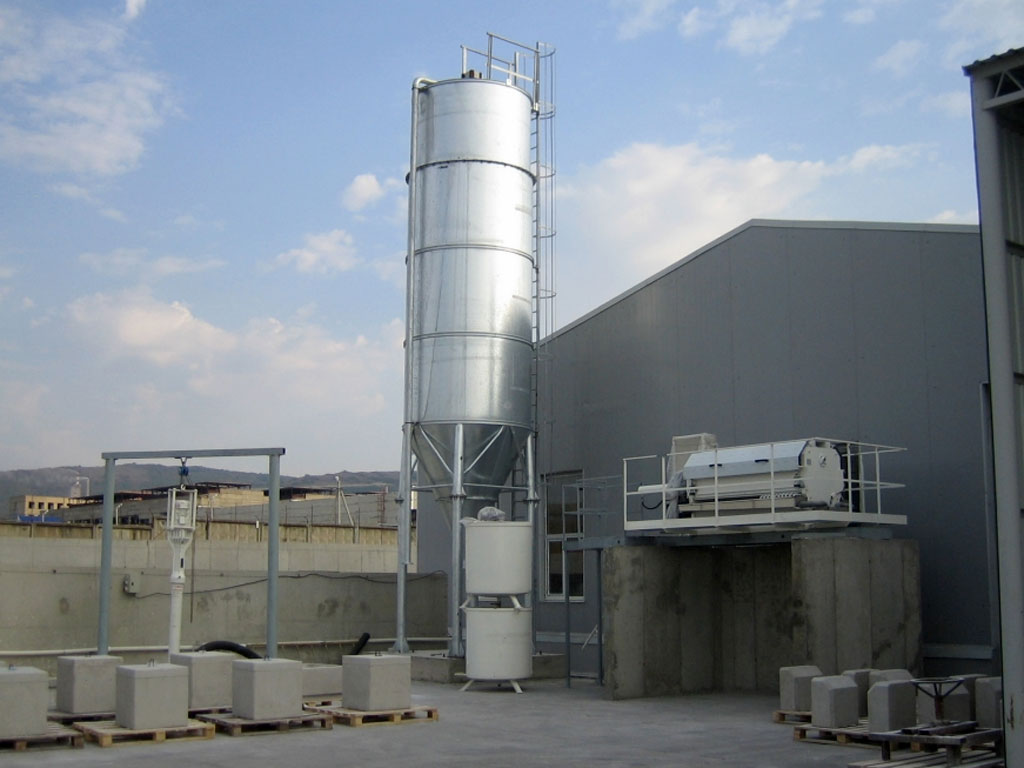 Algeri – Water treatment plant