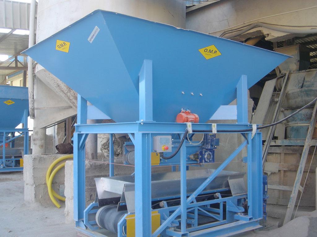 Setif (Algeria) – Impianto di betonaggio
