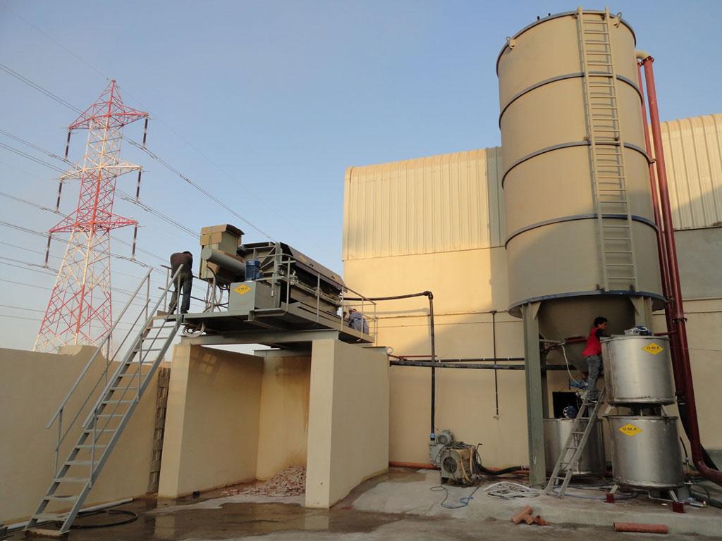 Oman – Impianto depurazione acqua