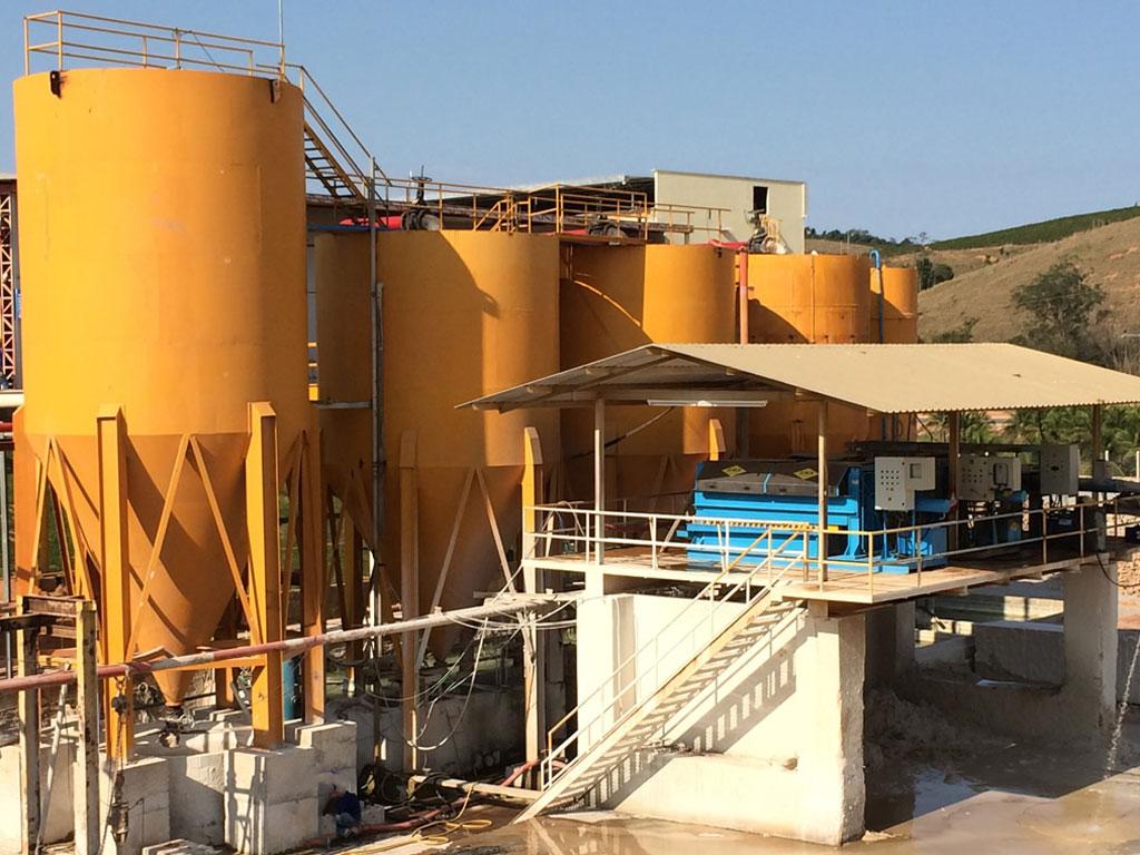 Espirito Santo (Brasile) – Impianto depurazione acqua
